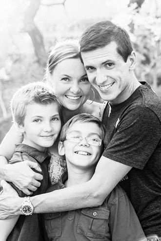 Dr. Bart Leyko and Family